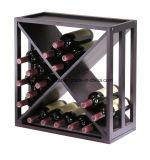 Il vino Finished antico tormenta il cubo del diamante del legno duro