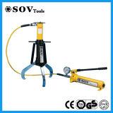 Extracteur hydraulique réglable de vitesse de roulement
