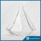 bottiglia del liquore della cristalleria di stile del diamante 750ml (HJ-GYTN-C02)