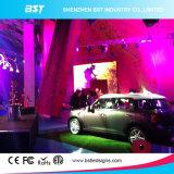 Ligero y más popular servicio de alquiler de etapa Cubierta frontal LED