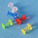 플라스틱 기어 강요 Pin 문구용품 (QX-HP012) 12*16mm