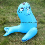 Crianças PVC Inflável Water Spray Pool Ball Toy para crianças