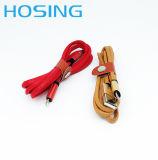 3фт PU кабель USB-кабель передачи данных для микро зарядное устройство USB