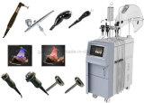 1台の皮の再生の酸素のジェット機の皮美顔術機械に付きA0621多機能の9台