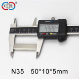 Küche-Halter-Hilfsmittel-Wand-Montierungs-Messer-Zahnstangen-Gerät zerteilt magnetischen materiellen Magnet-Großverkauf