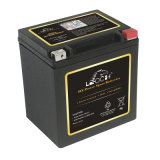 batterie libre rechargeable de moto de Maintanence de taux élevé de 12V 30ah