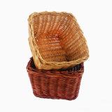 Venta caliente y cesta natural hecha a mano promocional del sauce (BC-ST1235)