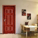 中国の製造者の内部の鋼鉄木のドア(SH043)