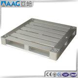 쌓을수 있는 주문 알루미늄 깔판을 용접해 최신 판매 공장 공급자