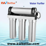 Purificador magnetizado da água com a esterilização do aço inoxidável de quatro estágios peculiar