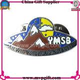La nuova polizia di alta qualità Badge per il regalo del distintivo dell'esercito del metallo