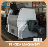 misturador de pá do Único-Eixo 1000kg/H para a máquina de mistura da alimentação (SJHS1A)