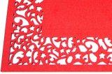 feltro relativo à promoção Placemat de 3mm & de 5mm para decorações do Tabletop e do Natal