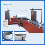 Maquinaria solar del calentador de agua con la máquina que hace espuma de Puf