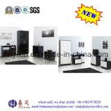 Baixo preço Home Furniture MDF Melamine Bedroom Set (SH042 #)