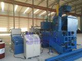용융 제련을%s 금속 쇠똥 Biquette 기계