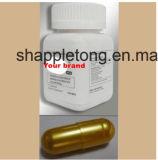 OEM que adelgaza las cápsulas/peso de las píldoras de la pérdida con la escritura de la etiqueta privada