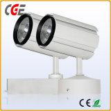 Anti-Glare 24W 30W 35W LED 궤도 빛 LED 점화 PAR28 PAR30 LED 궤도 램프