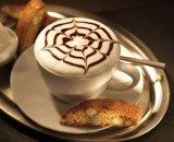 La desnatadora sintética del compañero con poca grasa del café para cuece al horno/el helado, té