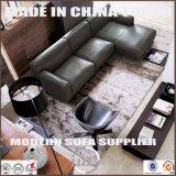 Ensemble de canapé en feutrine en cuir moderne