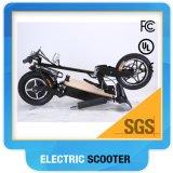 Green-01 14 pouces Big Wheel Hub Motor Scooter électrique 36V 800W