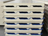 parete del pannello a sandwich dell'unità di elaborazione di 50mm/del pannello a sandwich del poliuretano