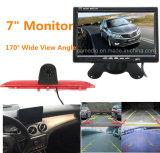 Luz de freio do carro da Câmara de backup para o Ford Transit +7 Monitorar