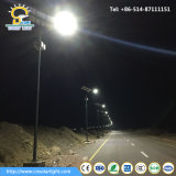 Hot DIP Galvanized Street Light Pole avec LED Street Light