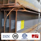 Hea Heb Ipn Ipe irradia il fascio d'acciaio 350X250 del ferro H