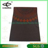 Напечатанная циновка для изготовленный на заказ циновки йоги йоги печатание йоги красивейшей напечатанной циновкой