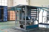 Water-Proof vacío de tipo de máquina de filtración de aceite del transformador