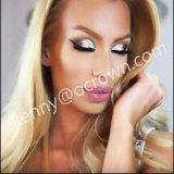 아이섀도를 위한 희미한 빛 반짝임 분말 또는 입술 또는 바디 또는 마스크는 구성한다