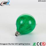 Bulbo de impresión de color decorativo creativo ahorro de energía caliente de la venta