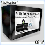 15 Zoll transparenter LCD-Panel-Schaukasten (XH-DPF-150C)