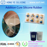 Silicium Platinum FDA avec 20-40 Shore a Mold Making Silicone Rubber