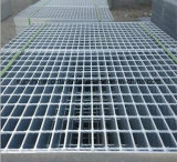 Reja de acero galvanizada sumergida caliente de la prolongación del andén de la fábrica para la plataforma de funcionamiento