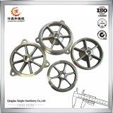 Pièces de pompe à eau Ms58 Bronze Sand Casting Bronze Wheel