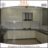 High End of Home Furniture Steel Products Cabinet de cuisine en acier inoxydable