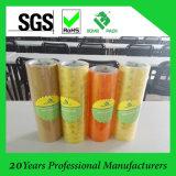 При использовании термоклеевого BOPP консистентной смазки на основе упаковочные ленты с логотипом