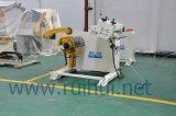 Material Uncoiler des China-Lieferanten-0.3-3.2mm mit Strecker-Maschine (RGL-400)