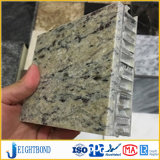 A China por grosso Granito Honeycomb na parede lateral de painel