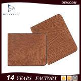 Toevallige Portefeuilles van het Leer van de Kleur van de fabriek de In het groot Multi Echte