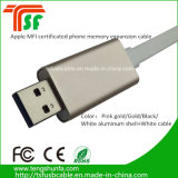 Mfi Original C68 Conector Flash Drive Cable para iPhone