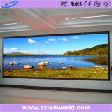 Comitato dell'interno dello schermo di visualizzazione del LED di colore completo P4 per la pubblicità (CE, RoHS, FCC)