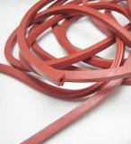 De RubberStrook van het silicone, RubberUitdrijving, de RubberStrook van de O-ring