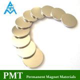 N42 D23 de Magneet van NdFeB met Permanent Magnetisch Materiaal