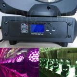 급상승 19X12W 광속 이동하는 헤드 LED 단계 빛