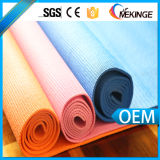 Couvre-tapis en caoutchouc de gymnastique de yoga de qualité commerciale d'assurance
