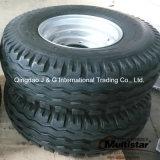 車輪アセンブリが付いている農場のトレーラーのタイヤ(12.5/80-15.3)