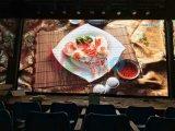 Afficheur LED polychrome d'intérieur de location de l'écran HD de DEL 4.8mm